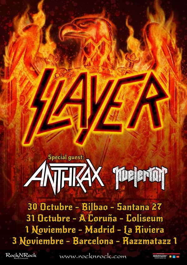 Slayer-poster