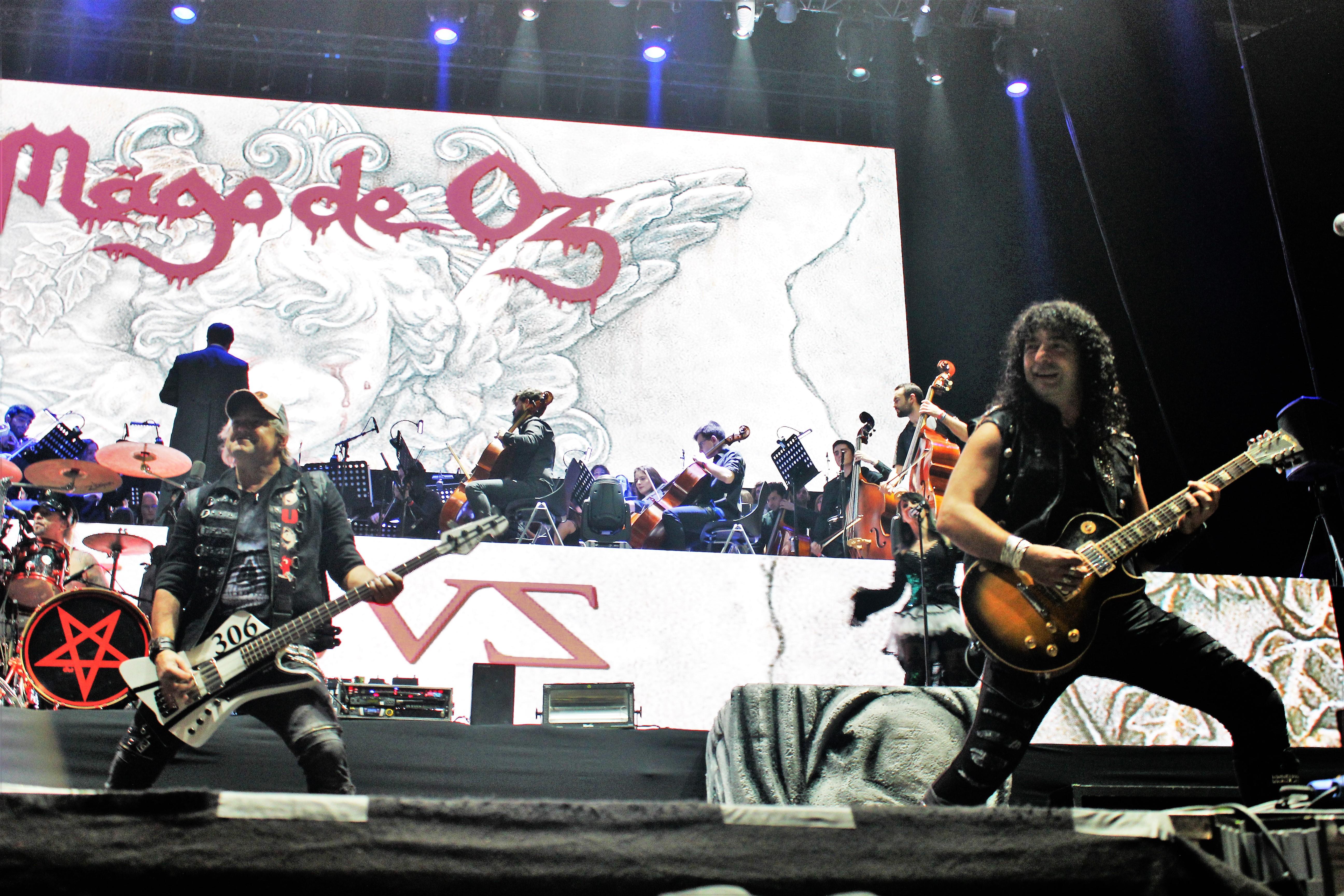 Mägo de Oz celebra su 30 aniversario con la gira DIABULUS IN OPERA el 26 de octubre en el WiZink Center.