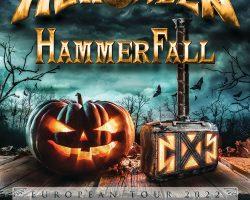 Helloween Hammerfall 2022